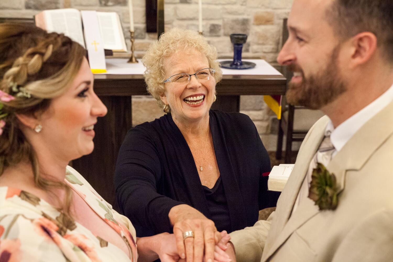 Nancy Woods Georgetown weddings