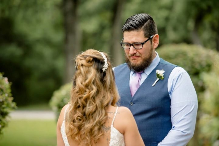 I Pronounce You Georgetown Austin Wedding
