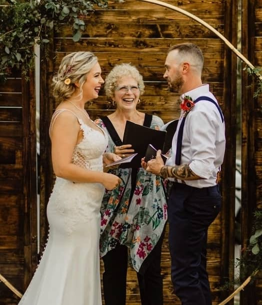 Texas Wedding Officiant Nancy Woods Schmidt_Blavin