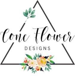 Cone Flower Designs